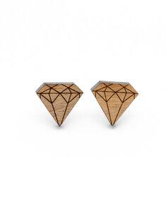 Ohrstecker Diamant - Zerum