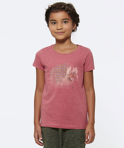 T-Shirt mit Motiv / Rabbit Wunderland - Kultgut