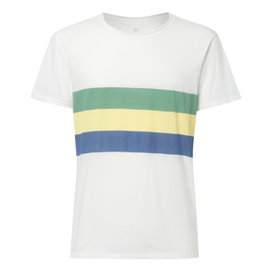 Herren T-Shirt Breeze Weiß Bio Fair - ThokkThokk