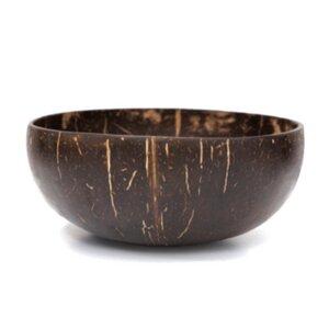 Handgemachte Kokosnuss-Schale - 100% natürliches Upcycling (Ø 13cm) - avoid waste