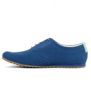 '53 Blue + Mint Stoffschuhe - SORBAS