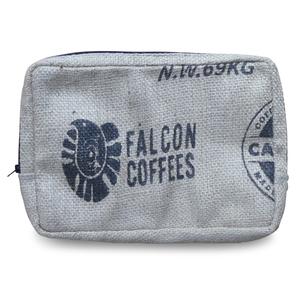 """Laptop-Tasche """"Coffee"""" - 13 Zoll - aus Kaffeesack - ReHats Berlin"""
