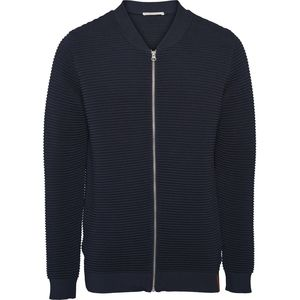 Wave Cardigan Knit GOTS - KnowledgeCotton Apparel