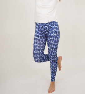 Legging Blue Ink - Lena Schokolade