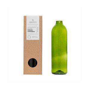 Vase aus recycelten Weinflaschen - Fair Trade - Originalhome