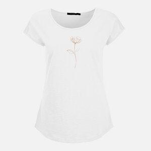 T-Shirt Cool Plants Line Art - GreenBomb