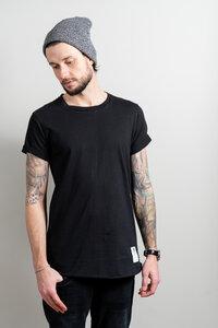 Pure Shirt BLACKOUT oder INDIGO - GOTS Zertifiziert  - Who's Rob?