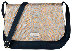 Handtasche aus Kork - CorkLane - Peta zertifiziert VEGAN - Corklane