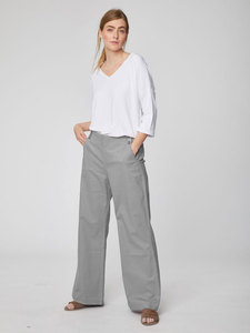 Stoffhose - Camile Trousers - Grau - Thought