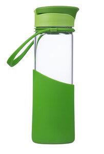 Migo Trinkflasche aus hochwertigem Borosilikat-Glas - aladdin