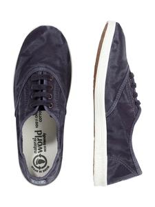 Damen Sneaker washed - Ingles Enzimatico vegan - natural world