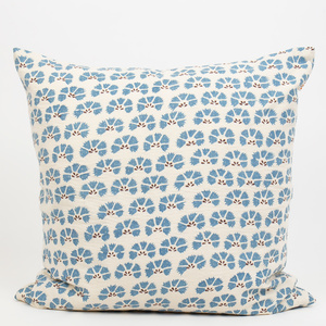 Kissen, Kissenbezug Cornflower 50 x 50cm - Afroart