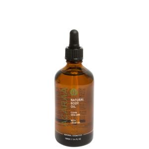 Veganes Körperöl mit Arganöl, Jojobaöl, Mandelöl und Cacayöl - ACARAA Naturkosmetik