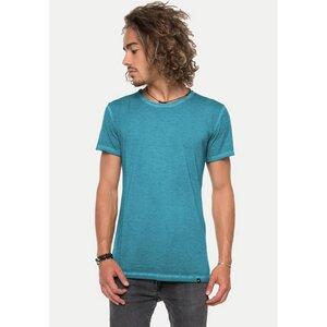 T-Shirt - Basic - Cotton/Modal - Deep Lake - Erdbär