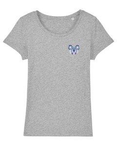"Damen T-Shirt aus Bio-Baumwolle ""Koala"" - University of Soul"