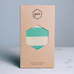 Bienenwachstuch Starter Set (S/M/L) - Gaia Wrap