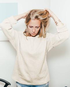 Frauen Sweater | Winggirl - Degree Clothing