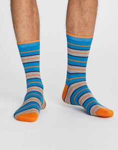 Socken Herren Rugby Stripe - Thought