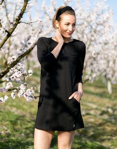 Kleid Mariella black - Zerum