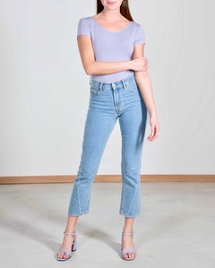 Ballerina Top ALOE lilac - JAN N JUNE