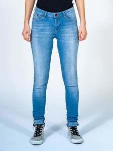 Rosa Damen-Jeans – Skinny Fit - Torland
