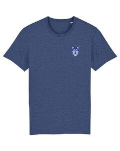 "Herren T-Shirt aus Bio-Baumwolle ""Wolf"" - University of Soul"