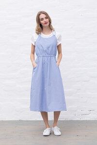 Athena striped dress - ETICLO'