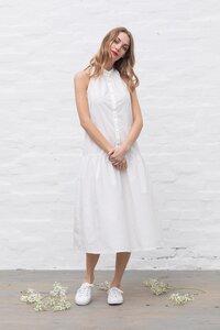Catalina chemisier dress - ETICLO'