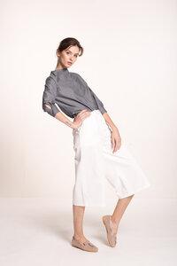 Culotte aus Jeans - Mila.Vert