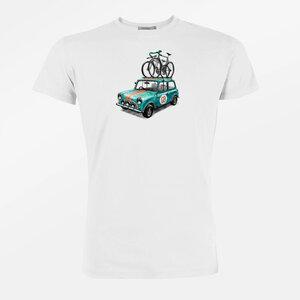 T-Shirt Guide Bike Rallye - GreenBomb