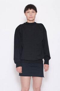 Sweater Lin schwarz / rost unisex - KOLO Berlin