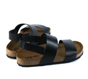 Alexa Sandale, schwarz - Grand Step Shoes
