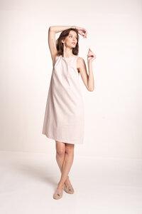 Kleid mit Falte - Mila.Vert