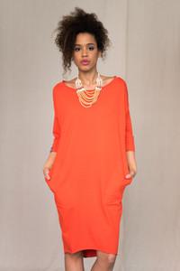 Kleid Petra Organic Stripe (2 Farben) - KOKOworld