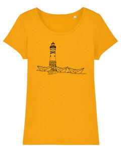 Biofaires Papierhafen Frauen T-Shirt vegan fair & organic - ilovemixtapes