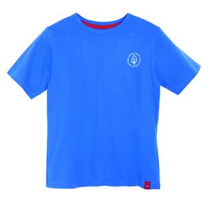 Living Crafts Schlafanzug zweiteilig Jungen blau 100% Baumwolle( bio) Gr.98/104 - Living Crafts
