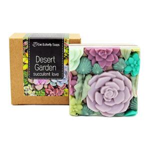 "Naturseife ""Desert Garden"" - Eve Butterfly Soaps"