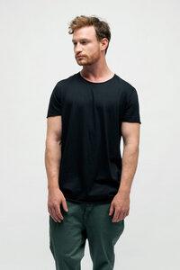 ACER, Légeres T-Shirt mit speziellen Nähten aus Bio Baumwolle - Green-Shirts