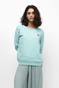 ALPINA, Kräftiges Bio Sweatshirt für Frauen - Green-Shirts