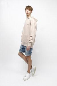 GINKO, Standard Pullover mit Kapuze für Männer - Green-Shirts