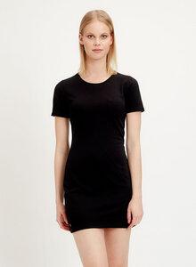 Kleid aus Tencel-Mix mit Brusttasche - ORGANICATION