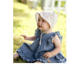 Baby Sommer-Kleid mit UV-Schutz - Pure-Pure