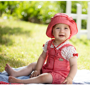 Baby Spieler mit UV-Schutz - Pure-Pure