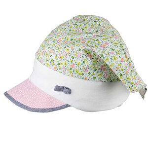 Kinder Sommer-Mütze mit UV-Schutz - Pure-Pure