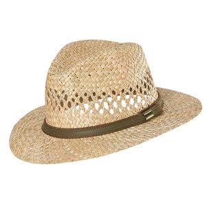 Herren Strohhut mit UV-Schutz Naturstroh - Pure-Pure