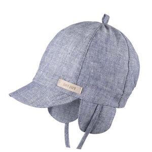 Baby Sommer-Mütze mit Schirm und UV-Schutz - Pure-Pure