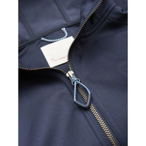 Soft shell jacket - Total Eclipse - KnowledgeCotton Apparel