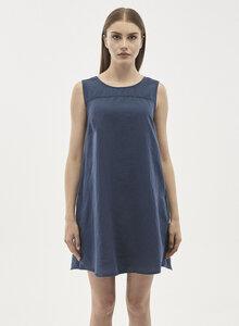 Kleid aus Leinen-Mix - ORGANICATION