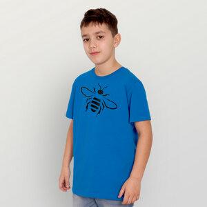 """""""Biene"""" Unisex Kinder T-Shirt - HANDGEDRUCKT"""