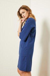 Kleid aus Biobaumwolle - like Frank Lloyd Wright - LANIUS